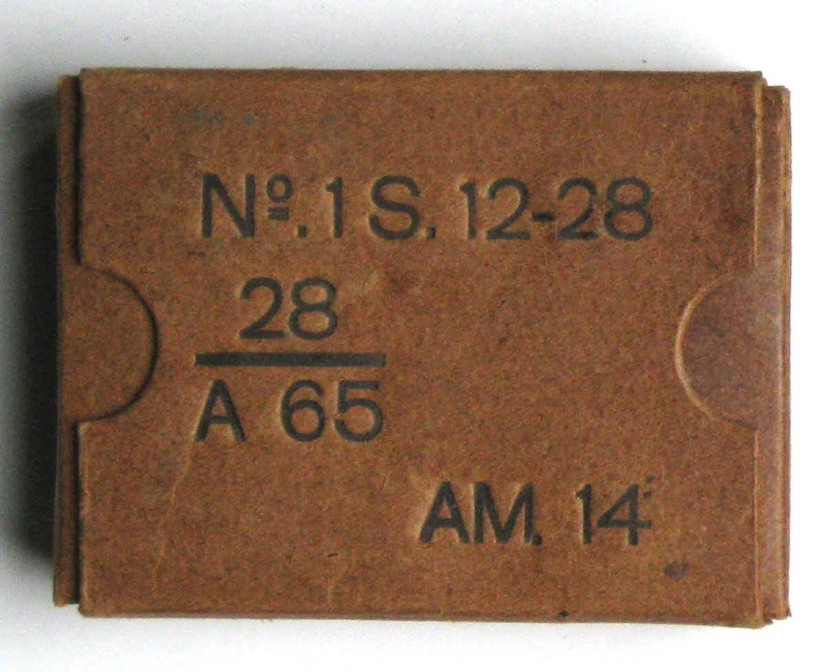 6 5mm Mannlicher ammunition